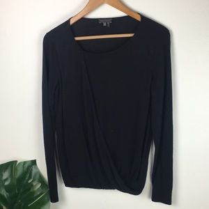 Vince Camuto   wrap sweater